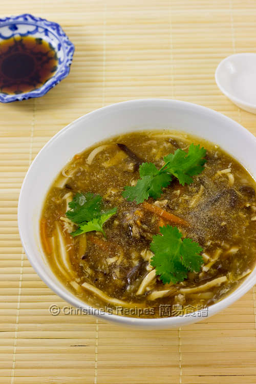 Hot and Sour Soup01