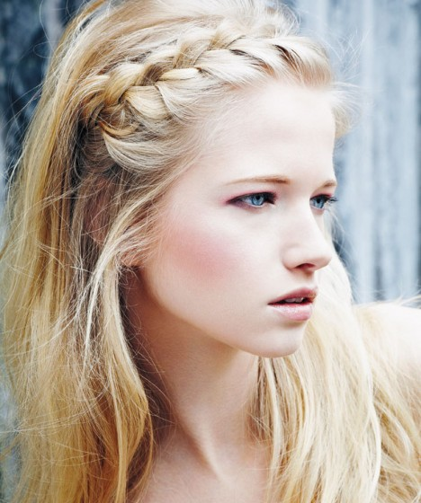 Hairstyles With A Crown: Beautiful By Choice: How To Get A Classy Crown Braid