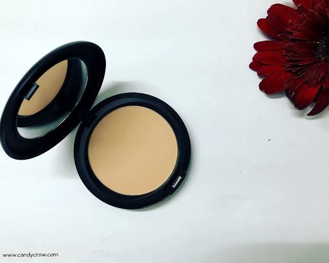 MAC Pro Longwear Pressed Powder- Medium Plus Review