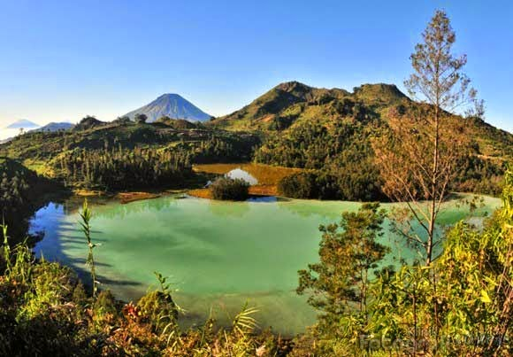 Tempat Wisata di Puncak Jawa Barat