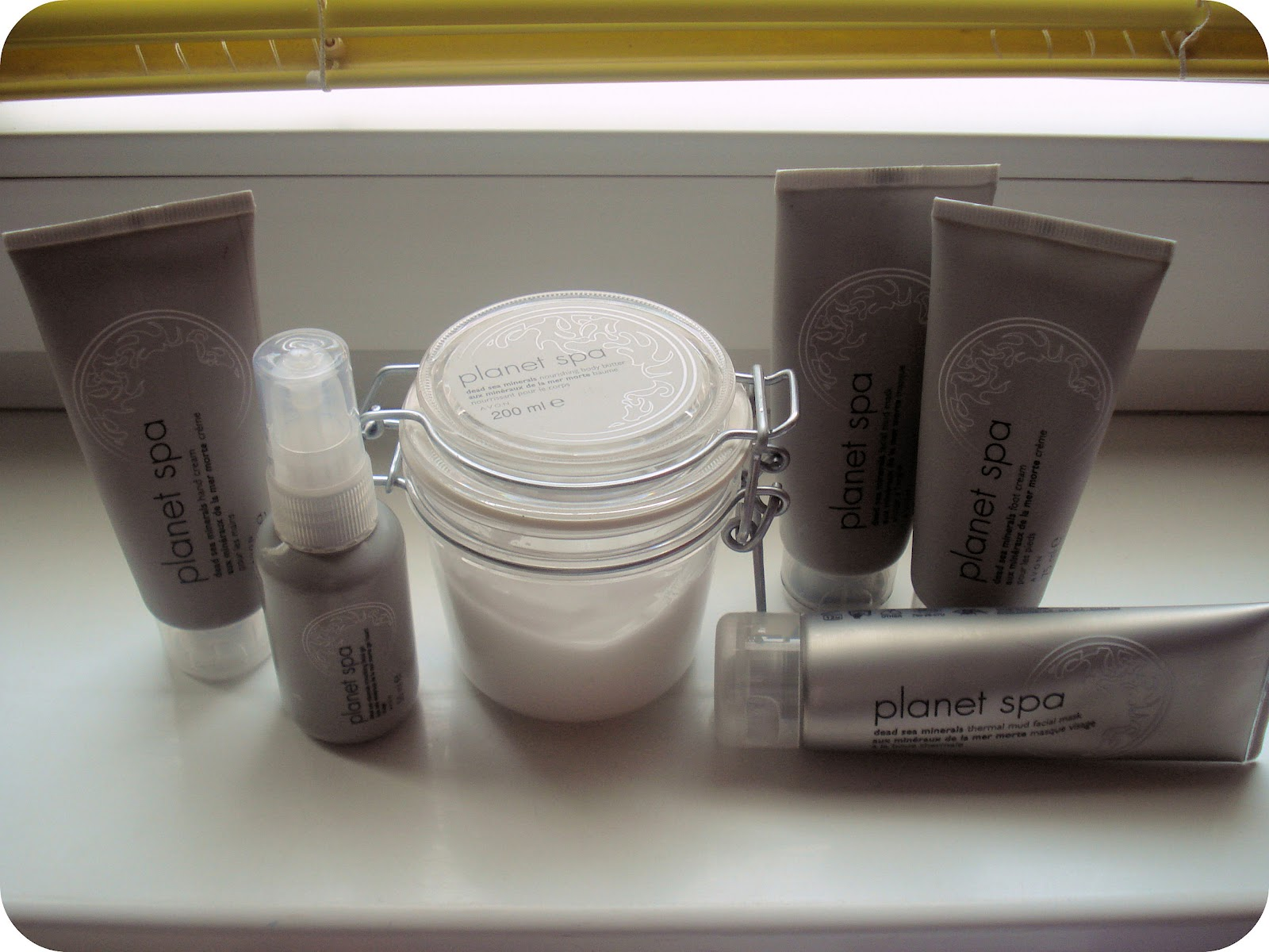 What I Love Avon Planet Spa Review