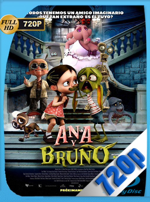Ana y Bruno (2017) HD [720p] Latino [GoogleDrive] VengadorHD