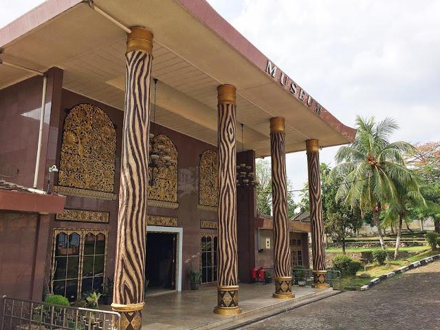 museum balaputeradewa palembang
