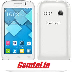 Alcatel One Touch POPc3 4033x Stock firmware(flash file) 100% tested