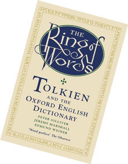 Tolkien e l'Oxford English Dictionary nel libro di Gilliver, Weiner e Marshall