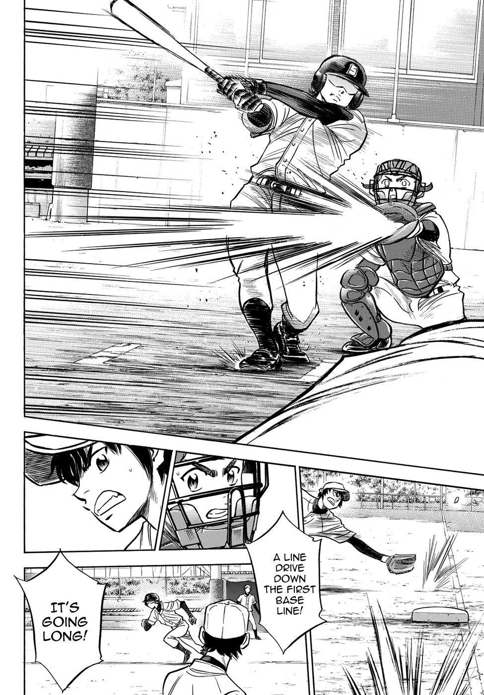 Daiya no A - Act II - Chapter 61