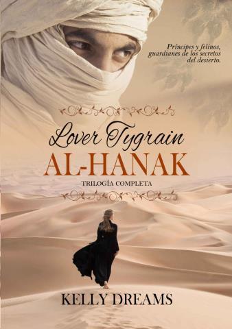 Trilogía Lover Tygrain Al-Hanak