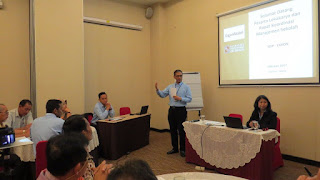 EMCL & Yayasan Putra Sampoerna Berangkatkan Kepala Sekolah Kunjungi Sekolah Bertaraf Internasional