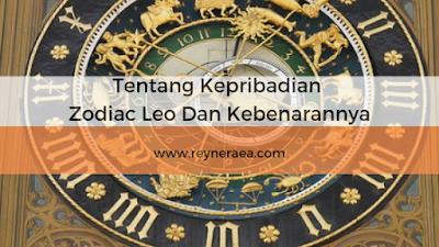 kepribadian zodiak leo