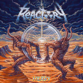 Reactory - Heavy (2016) - Album Download, Itunes Cover, Official Cover, Album CD Cover Art, Tracklist