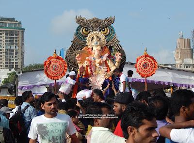 Visharajan Darshan Shree Ganesh Chaupati
