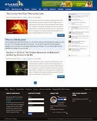 AllTechBuzz Blogger Template