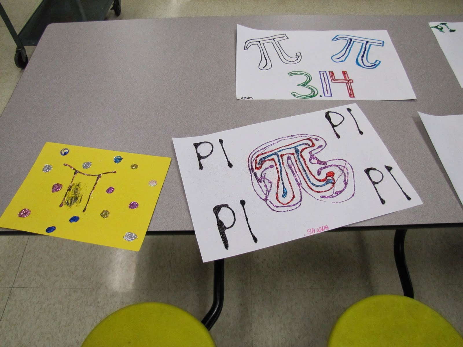 Learning With Experience Pi Day Activities