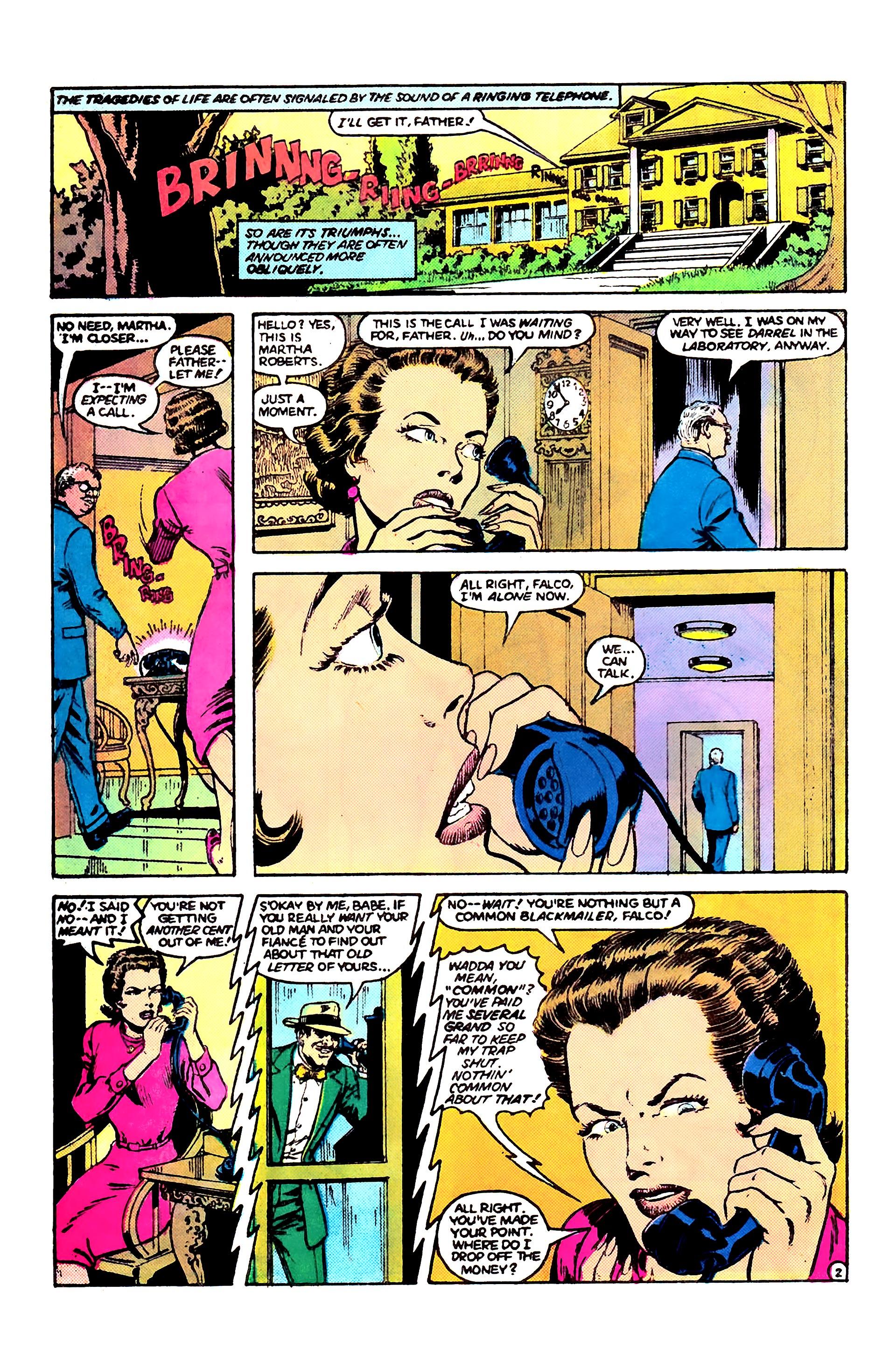 Read online Secret Origins (1986) comic -  Issue #8 - 32