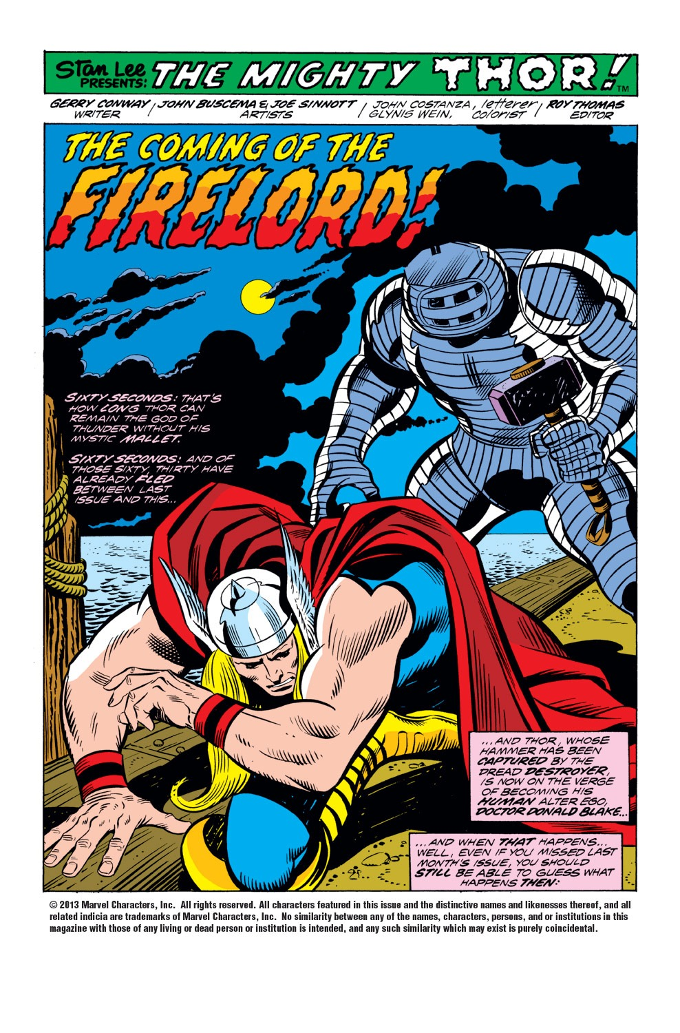 Thor (1966) 225 Page 2