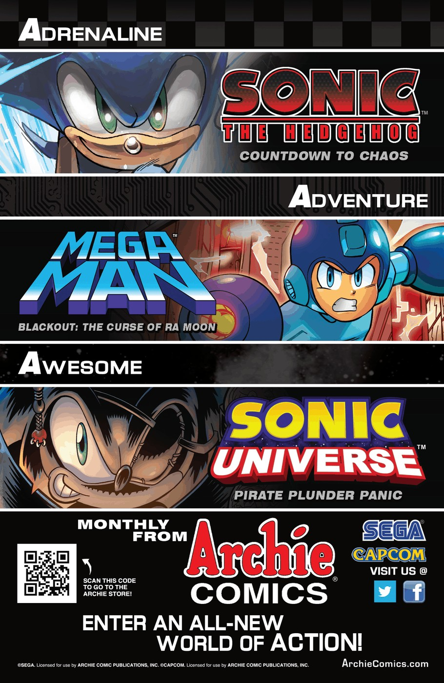 Read online Sonic The Hedgehog comic -  Issue #254 - 6