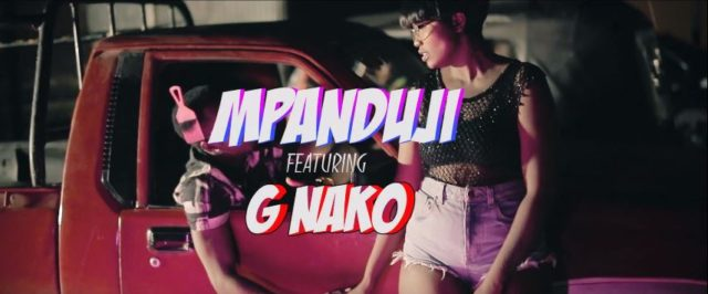 Mpanduji Ft G Nako - Funga Mdomo Video