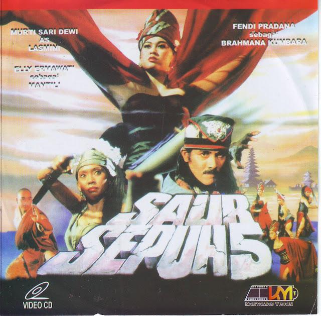 Saur Sepuh V (Istana Atap Langit) (1992)