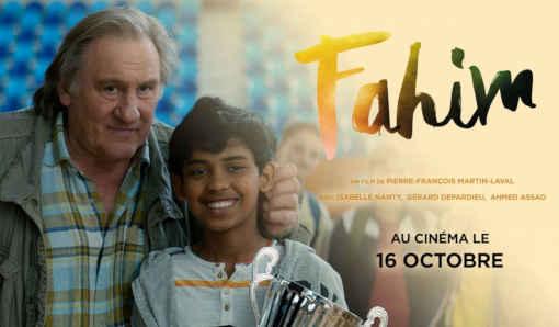 Fahim, la réussite par les échecs avec Gérard Depardieu