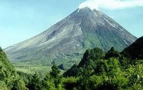Gunung Merapi (2.914 MASL)