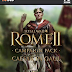 Total War ROME II Caesar in Gaul Free Version Game