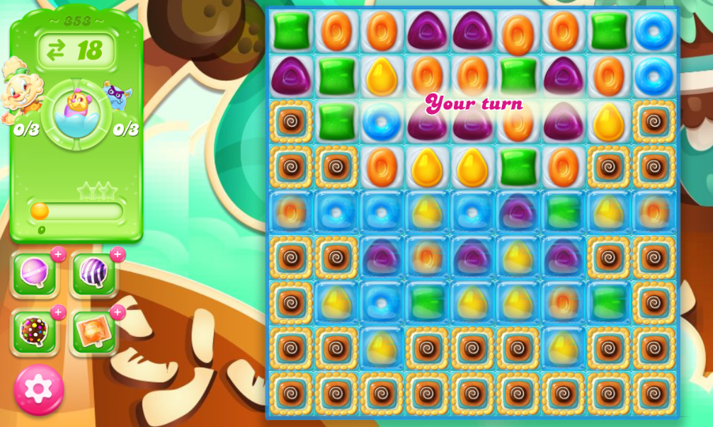 Candy Crush Jelly Saga 353
