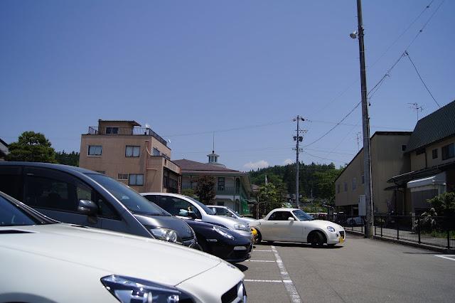 飛騨高山 空町駐車場