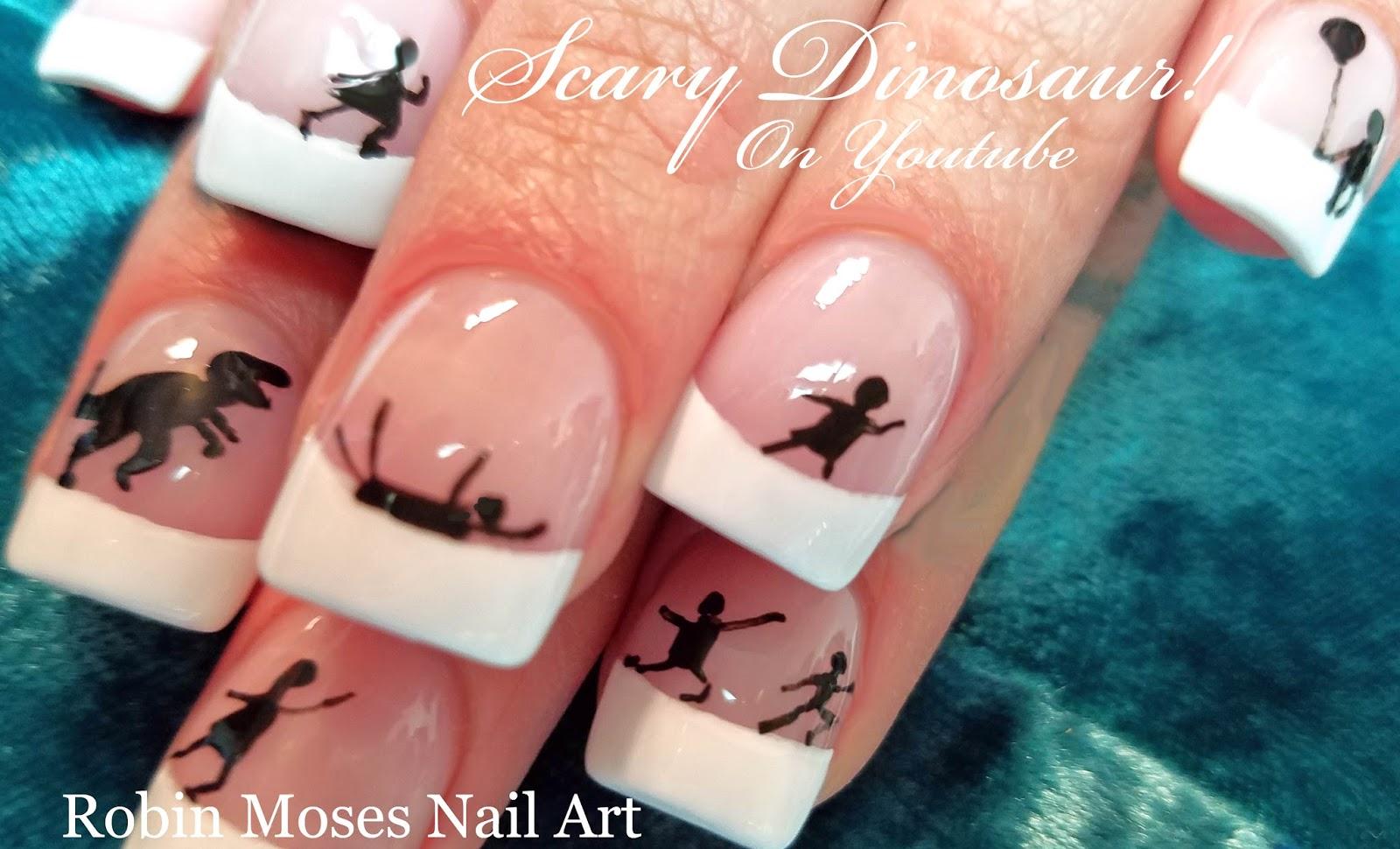 Nail Art by Robin Moses: Minimalist Nails. Minimalist Nail Art ...