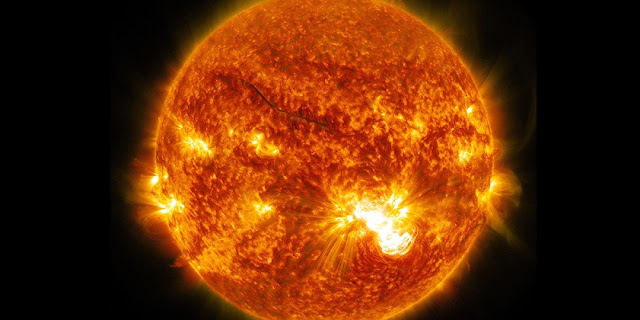 New findings about the processes inside the sun. (Image: NASA/SDO)