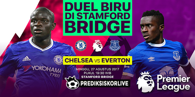 PREDIKSI BOLA: Chelsea vs Everton
