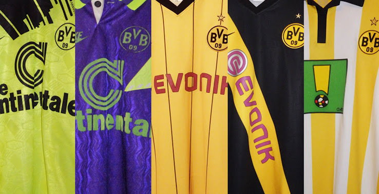 official photos 1ea8e 76448 Our Top 10 Nike Borussia Dortmund Kits - Footy Headlines