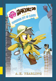 My Little Pony Daring Do and the Forbidden City of Clouds Books