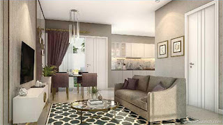 Interior Design Rumah Visana The Savia BSD