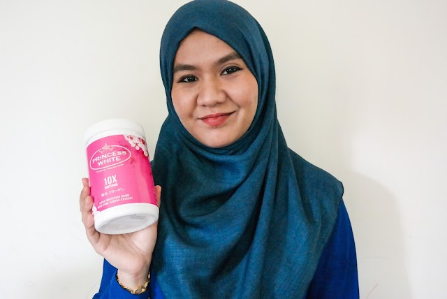 Get the Glowing Pinkish Skin with Princess White