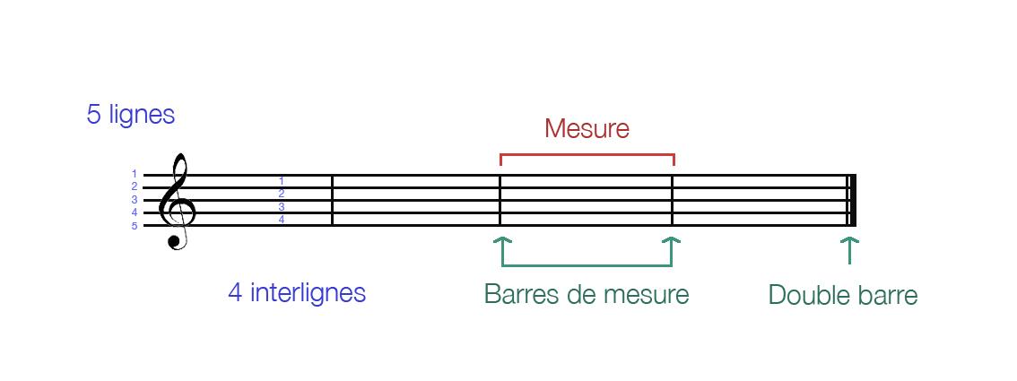 comment faire des barres de mesure sur un cv