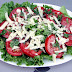Fresh Tomato and Mozza Salad