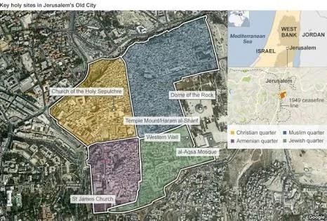 Kota Yerusalem Itu Milik Siapa Sebenarnya?