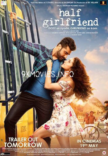 Half Girlfriend 2017 Hindi Full 300MB Download