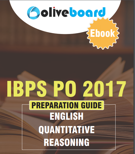 Preparation Guide for IBPS PO 2017