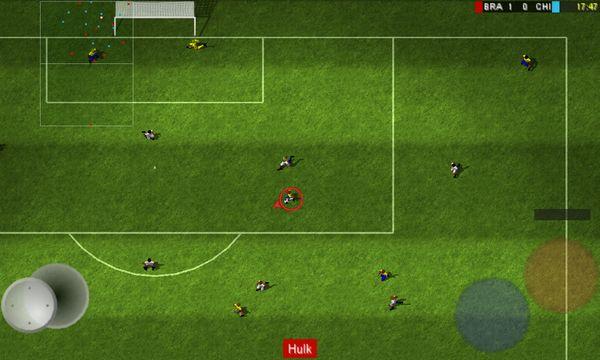 Super Soccer Champs - Δωρεάν ποδοσφαιράκι, εμπνευσμένο από το Sensible Soccer