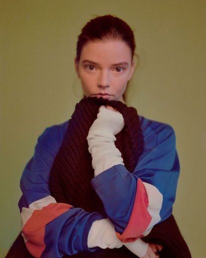 Anya Taylor-Joy – Twin Magazine Summer 2016 Edition