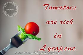 Tomatoes health benefits pic - 2