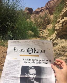 Raskar Kapac n°8 Henry de Monfreid