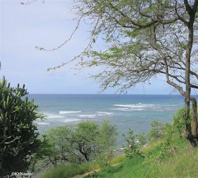coast, Oahu, Hawaii