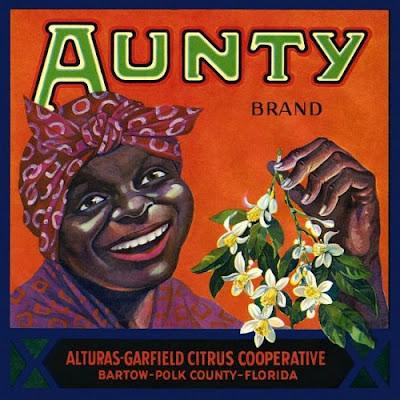 Aunty Brand Citrus