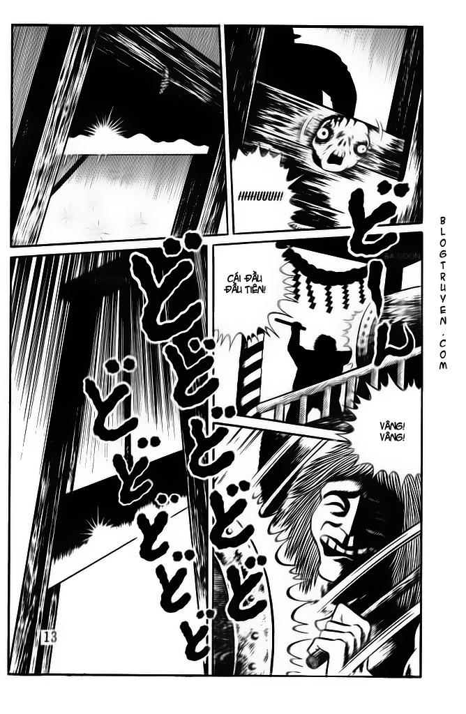 Panorama Of Hell chap 1 trang 14