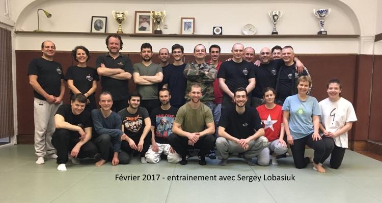 Sergey Lobasiuk - Systema