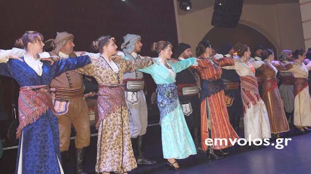 Εντυπωσιακός ο ετήσιος χορός του Συλλόγου Ποντίων Αλεξάνδρειας