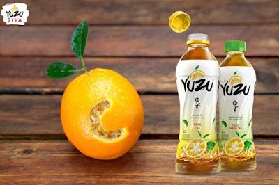Yuzu Lemon Untuk Bahan Minuman Yuzu Tea