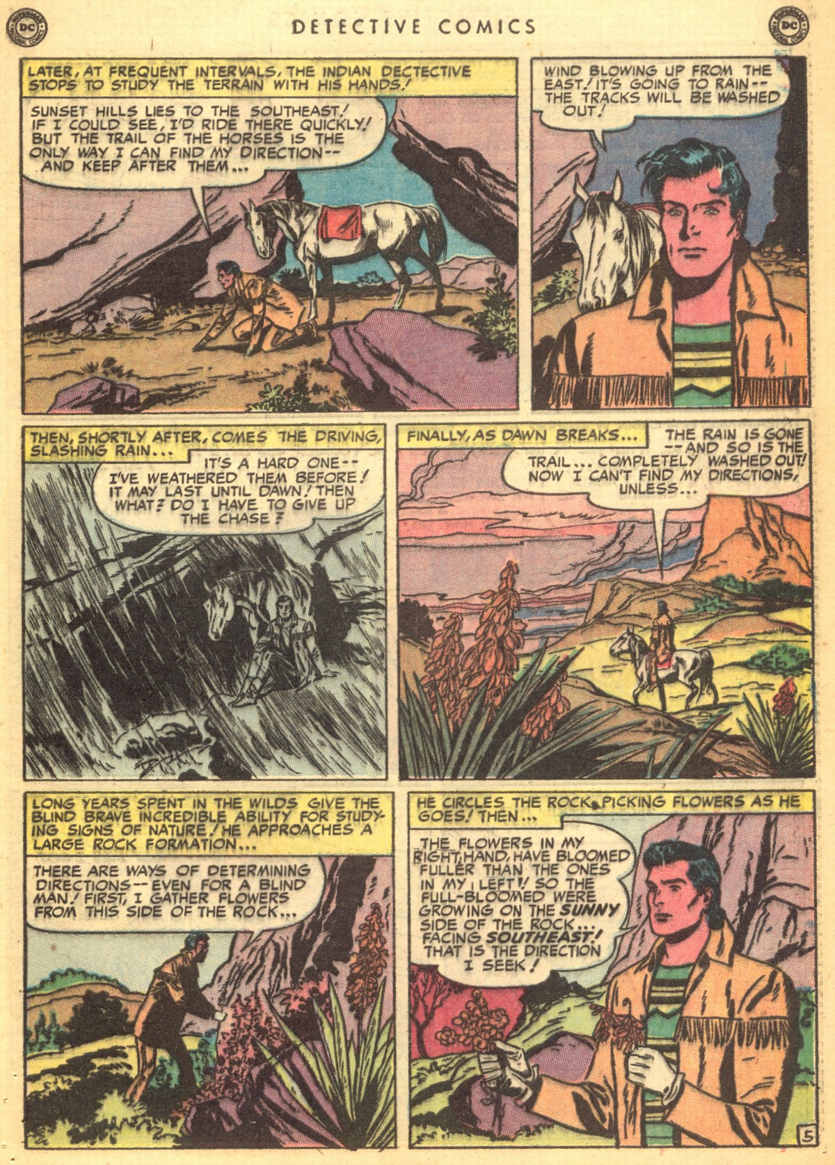 Read online Detective Comics (1937) comic -  Issue #170 - 43